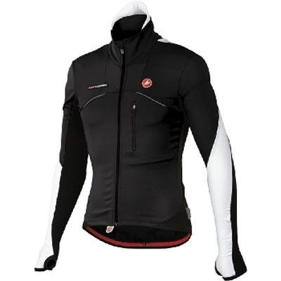 Castelli 2011/12 Men's Transparente Wind Long Sleeve Cycling Jersey - A9505