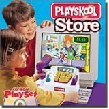 Playskool Store Cd-rom Playset
