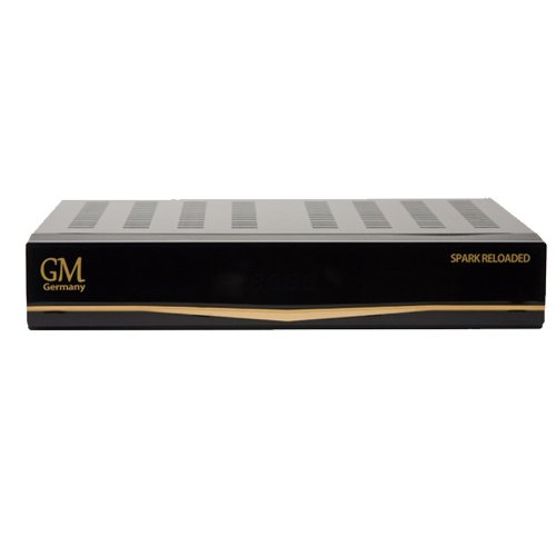 Golden Media 990 CR HD SPARK Reloaded USB Linux