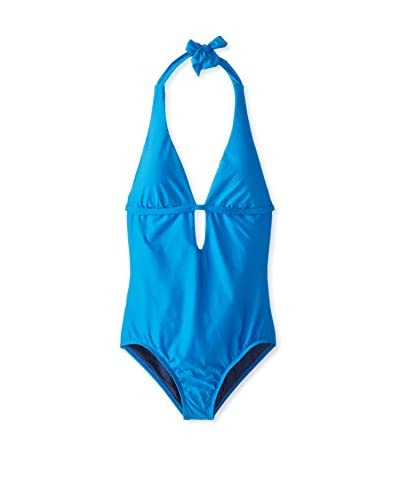 Splendid Women's Sunblock Solids One Piece