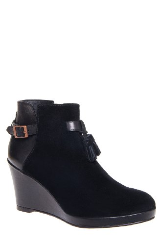 Wolverine 1000 Mile by Samantha Pleet Socialite Mid High Wedge Bootie