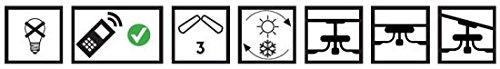 Faro 33396 - WINCH FAN Ventilatore da soffitto marrone