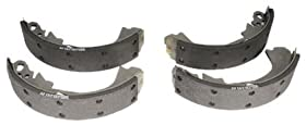 ACDelco 171-675 GM Original Equipment Rear Drum Brake Shoe