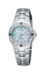 Pulsar Women's Crystal Collection watch #PXT693