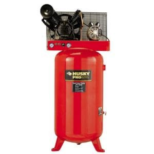 Husky 4 HP, 80 Gallon 2 Stage Air Compressor (HS7810)