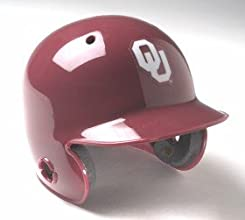Oklahoma Sooners Mini Batter39s Helmet from Schutt
