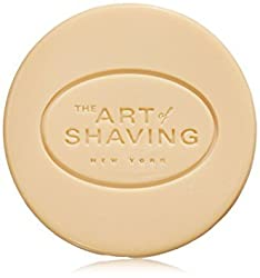 The Art of Shaving TAOS Shaving Soap Refill, Sandalwood, 3.3 Ounce