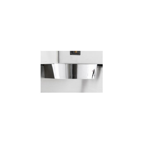 Replace Peeling, Chipped, Bubbled Rancilio Silvia Version 3 Chrome Group Head Cover front-315334