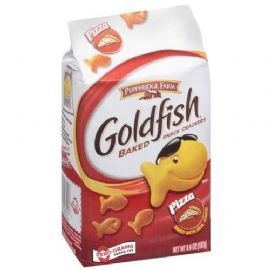Pepperidge Farm Goldfish Pizza Baked Snack Crackers - 1