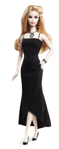 Mattel Barbie Collector The Twilight Saga: Breaking Dawn Part II Rosalie Doll - 1