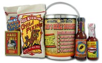 Dads Chili Bucket Fathers Day Gift Christmas Gift Idea For Dad from Gift Basket Super Center