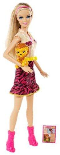 Barbie Sisters Safari Barbie Doll