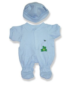 Baby Boy Outfit Teddy Bear Clothes Fit 14