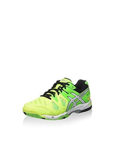 Asics Zapatillas de Tenis Gel-Game 5 Amarillo / Blanco / Lima