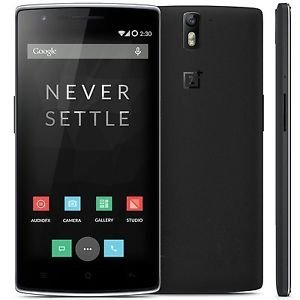 OnePlus 2 64 GB UK SIM-Free Smartphone - Sandstone Black