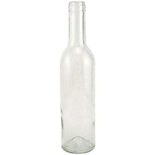 375 ml Flint Bottles , Cork Finsh Case/24 (375 Ml Bottles compare prices)