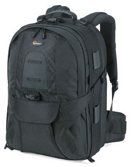 Lowepro CompuTrekker Plus AW Camera Backpack (Black)
