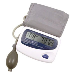 Cheap Semi-Automatic Blood Pressure Monitor (B001D1FZOG)