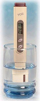 HM Digital Pocket Size TDS Meter TDS-4 Water Quality Tester