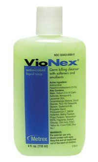 VioNex Antimicrobial Liquid Soap is specially
