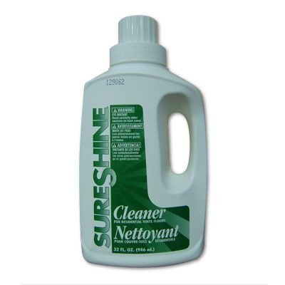 Tarkett SureShine Vinyl Floor Cleaner 32 oz.
