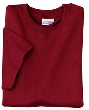 Hanes Heavyweight 50/50 - 50/50 Cotton/Poly T-ShirtCardinal-M - Buy Hanes Heavyweight 50/50 - 50/50 Cotton/Poly T-ShirtCardinal-M - Purchase Hanes Heavyweight 50/50 - 50/50 Cotton/Poly T-ShirtCardinal-M (Hanes, Hanes Mens Shirts, Apparel, Departments, Men, Shirts, Mens Shirts, Casual, Casual Shirts, Mens Casual Shirts)