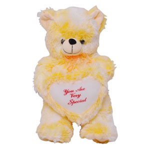 Teddy Bear with Heart | Size 35 CM