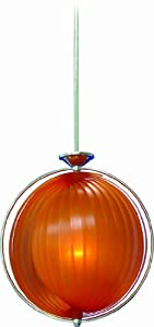 Volume Lighting V1942-3 1-Light Ball Pendant