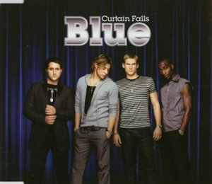 Blue - Curtain Falls (CD Single) - Zortam Music
