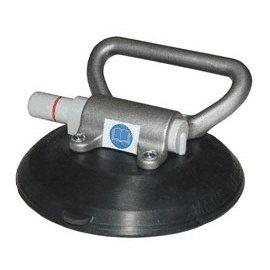 "C.R. Laurence W6250 Crl Wood""S Powr-Grip 6"" Rigid Handle Vacuum Cup - Flat Materials"