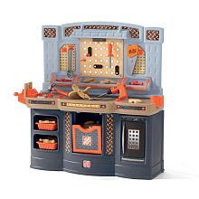Home Depot Big Builders Workshop Playset
