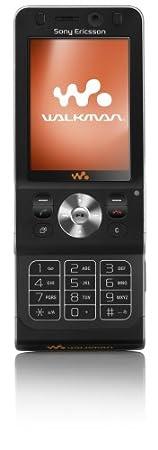 T�l�phone GSM SONY ERICSSON W910 NOIR