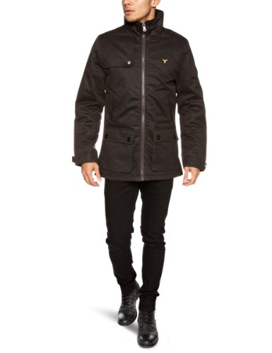 le breve Tru Coat Men's Jacket Brown Small