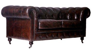 Chesterfield-Sofa 3-Sitzer online kaufen