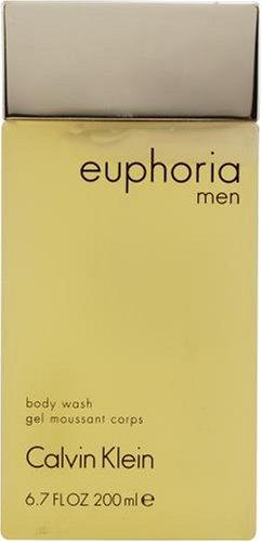 Euphoria Men by Calvin Klein for Men, Body Wash, 6.7 Ounce
