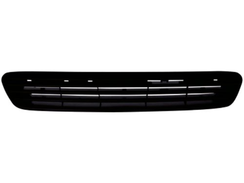 FRONTGRILL OPEL ASTRA G 98-04 ABS SCHWARZ OHNE EMBLEM