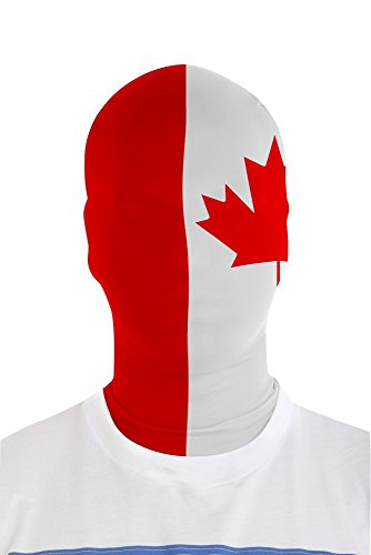Morphsuits Morphmask Flag Canada