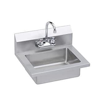 Wall Hung Stainless Steel Sink : ... fixtures kitchen fixtures kitchen bar sinks kitchen sinks single bowl