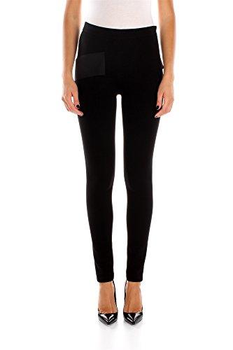 14I5702430001-Givenchy-Pantalons-Femme-Viscose-Noir