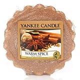 Yankee Candle Wax Potpourri Tart Warm Spice