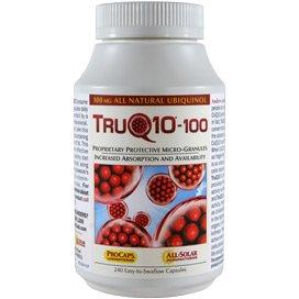 TruQ10-100mg 240 Capsules