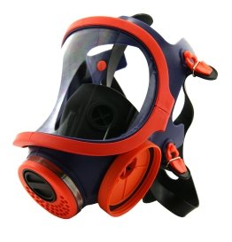 Professional Face Mask with Double Filter Face Respirator Face Mask Breathing Gas A1 B1-E1-K1 P3