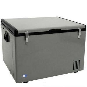 Whynter FM-65G 65-Quart Portable Refrigerator/Freezer, Platinum