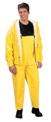 Yellow 2 Piece PVC Rainsuit - Buy Yellow 2 Piece PVC Rainsuit - Purchase Yellow 2 Piece PVC Rainsuit (Galaxy Army Navy, Galaxy Army Navy Mens Outerwear, Apparel, Departments, Men, Outerwear, Mens Outerwear)