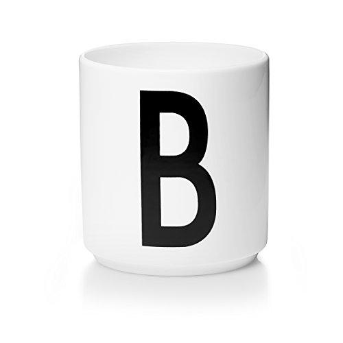 Design Letters Porzellan Cup Trinkbecher 1020100-B