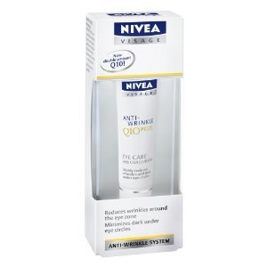 Nivea Visage Anti Wrinkle Q10 Plus Eye Creme 0.5 Fl Oz (Health and Beauty)
