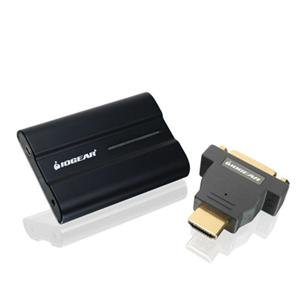 IOGear, External Video Adapter Kit (Catalog Category: Video Cards / Video Accessories)