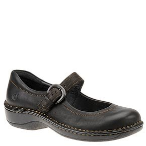 Born Susy Black 7 Womens Shoes