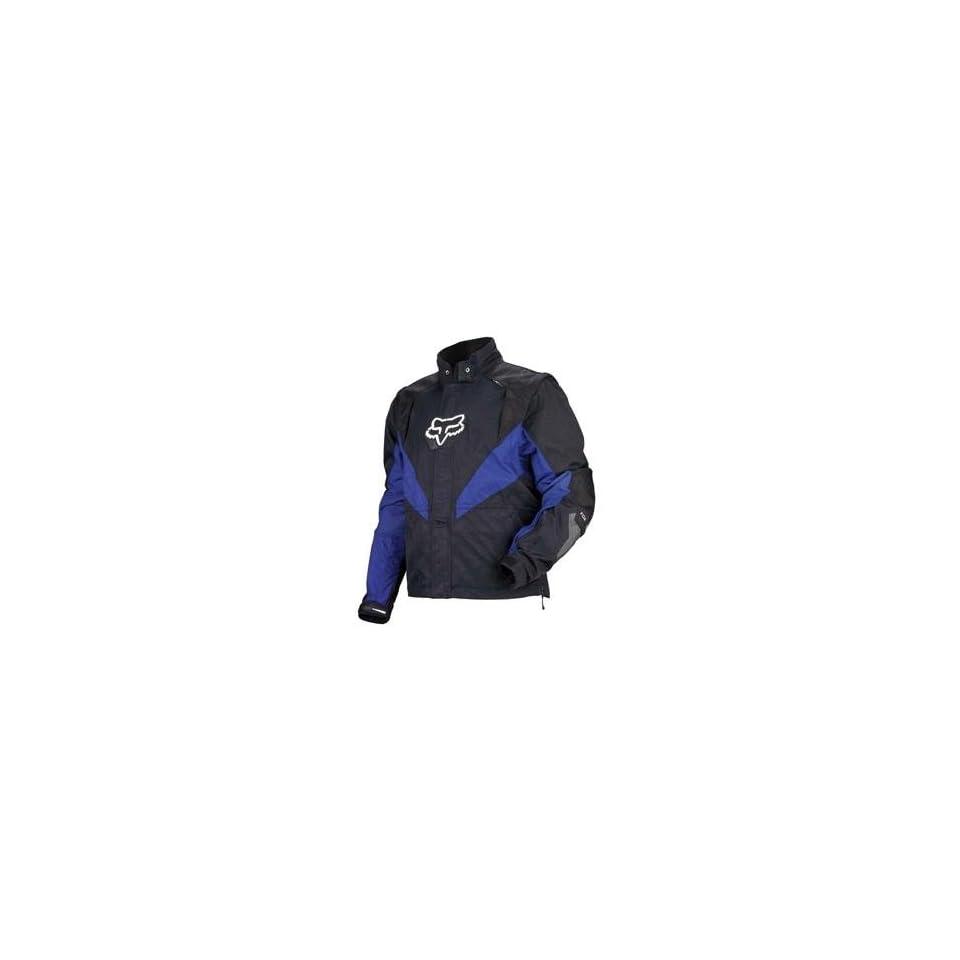 Fox Racing 360 Jacket   Large/Blue