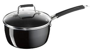 Jamie Oliver by Tefal - Hard Enamel 16cm Saucepan with lid
